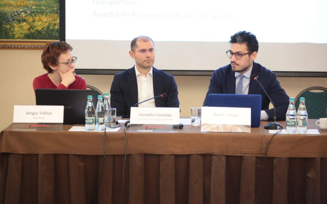 Accelerarea interconectării pe gaze România – Moldova – o necesitate urgentă pentru a scăpa de constrângerile monopolului rusesc